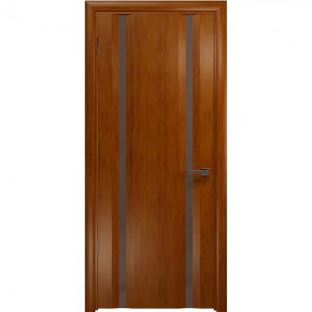"""Полотно дверное, VATIKAN, Квадро-2 Классика """"Темный анегри"""" СТ.,  2000*700"""