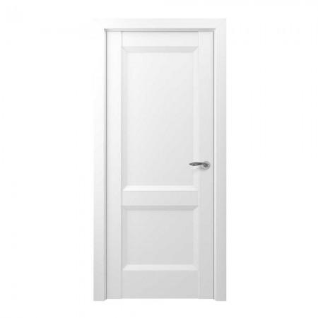 """Полотно дверное, Zadoor Classic Nuovo, """"Венеция Белый матовый""""  Г., 2000х600"""