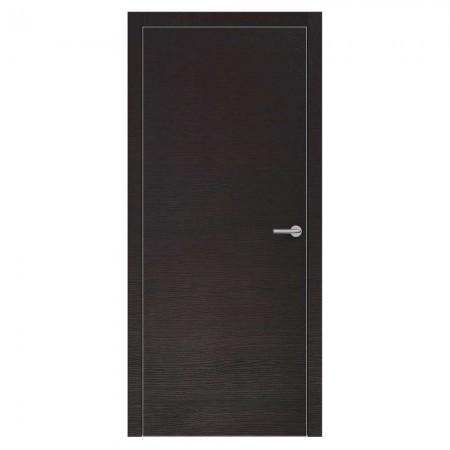 """Полотно дверное, Horizont ALUt, """"Н7 Окаша Венге""""  Г., 2000х800"""