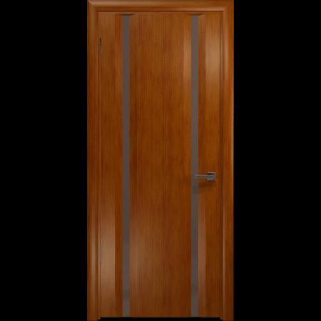 """Полотно дверное, VATIKAN, Квадро-2 Классика """"Темный анегри"""" СТ.,  2000*600"""
