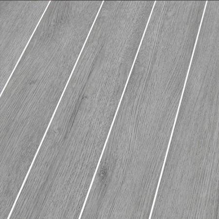 """Ламинат Falquon, коллекция  Blue Line Classic, """"Дуб Монтана"""" с металлической вставкой, D3900"""