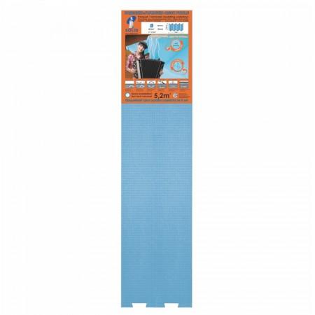 Подложка Солид, Синяя Quick  гармошка, 5 мм