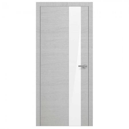 "Полотно дверное, Horizont ALUt, ""Н3 Окаша Сильвер White Soft ""  СТ., 2000х900"
