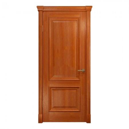 """Полотно дверное, VATIKAN, Аттика-1 Багет  """"Красное дерево""""  Г., 2000*700"""