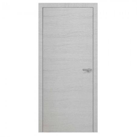 """Полотно дверное, Horizont, """"Н7 Окаша Сильвер""""  Г., 2000х600"""