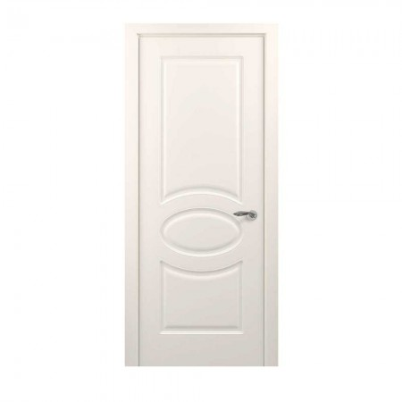 """Полотно дверное, Classic Эмаль NEW, """"Прованс Жемчужно-перламутровый""""  Г., 2000х800"""