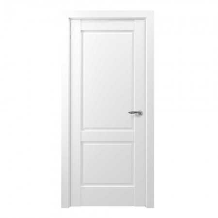 """Полотно дверное, Zadoor-S Classic, """"Венеция Белый матовый""""  Г., 2000х800"""