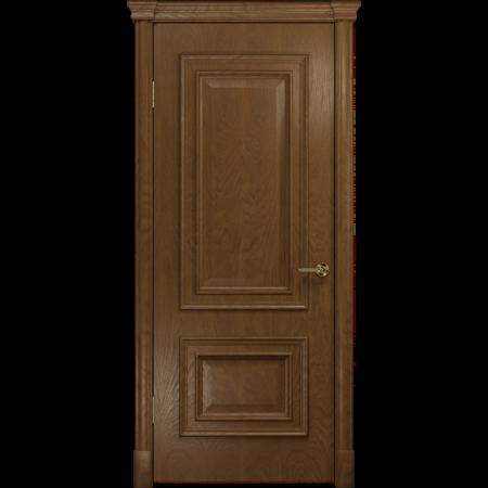 "Полотно дверное,VATIKAN, Аделия-1 Багет, ""Дуб Миндаль"" Г., 2000х600"